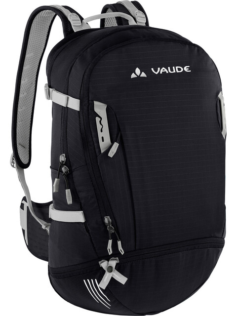 VAUDE Bike Alpin 25+5 Zaino nero